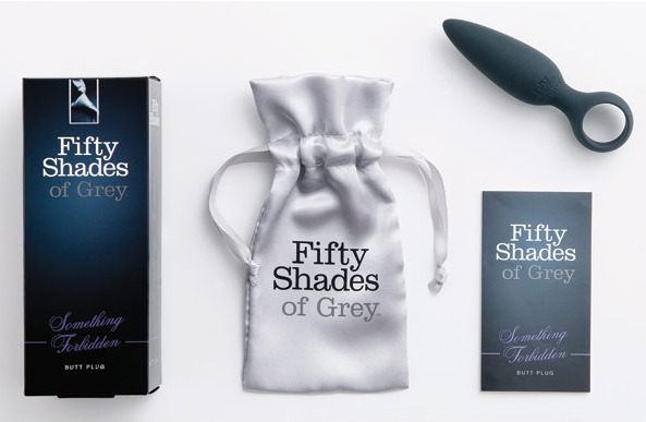 butt plug, fifty shades of grey
